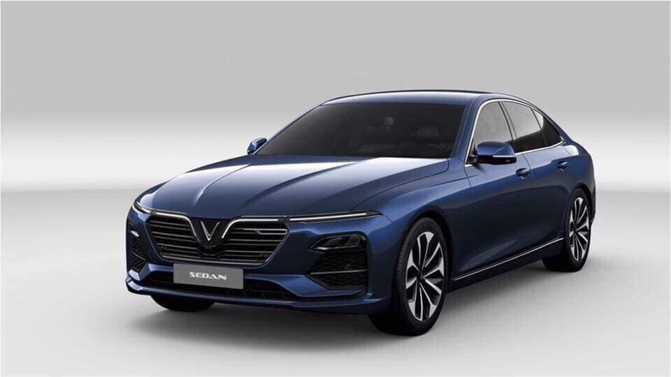 VINFAST LUX A2.0 - SEDAN